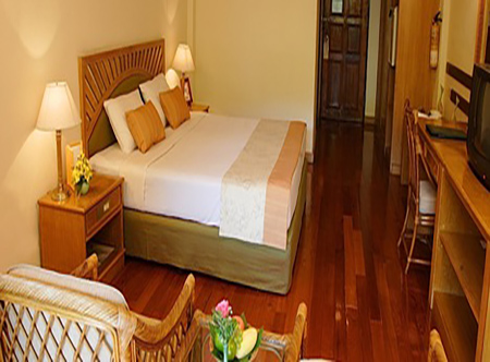 The Imperial, Mae Hong Son - Deluxe Garden View Room