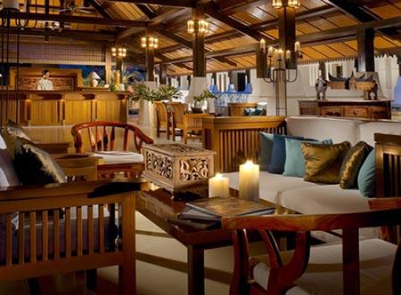 Tanjong Jara Resort - Reception