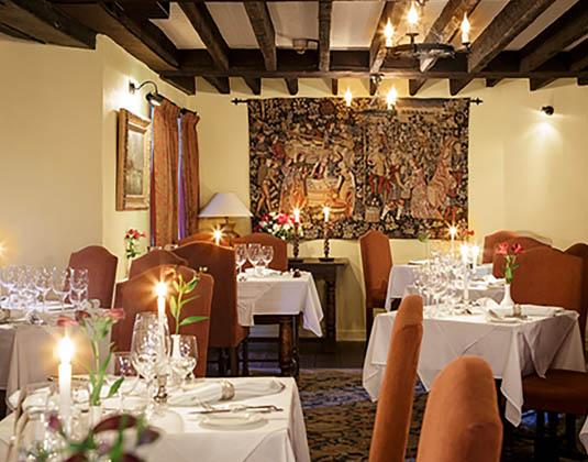 Star Castle - Restaurant