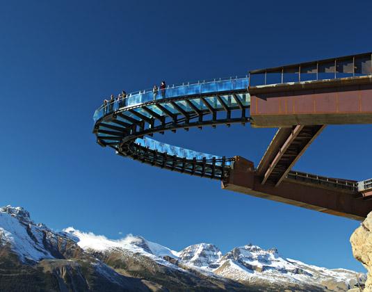 Brewster Glacier Skywalk