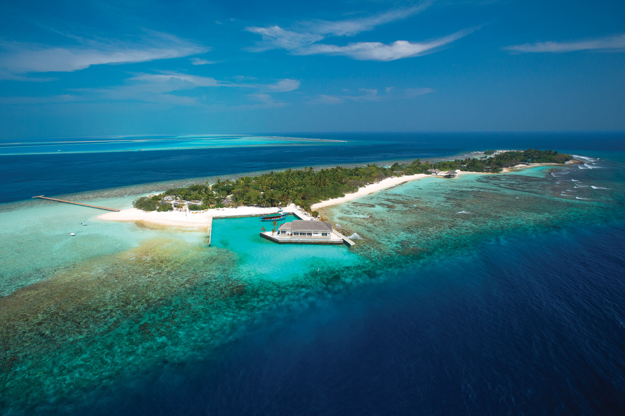 All inclusive Maldives