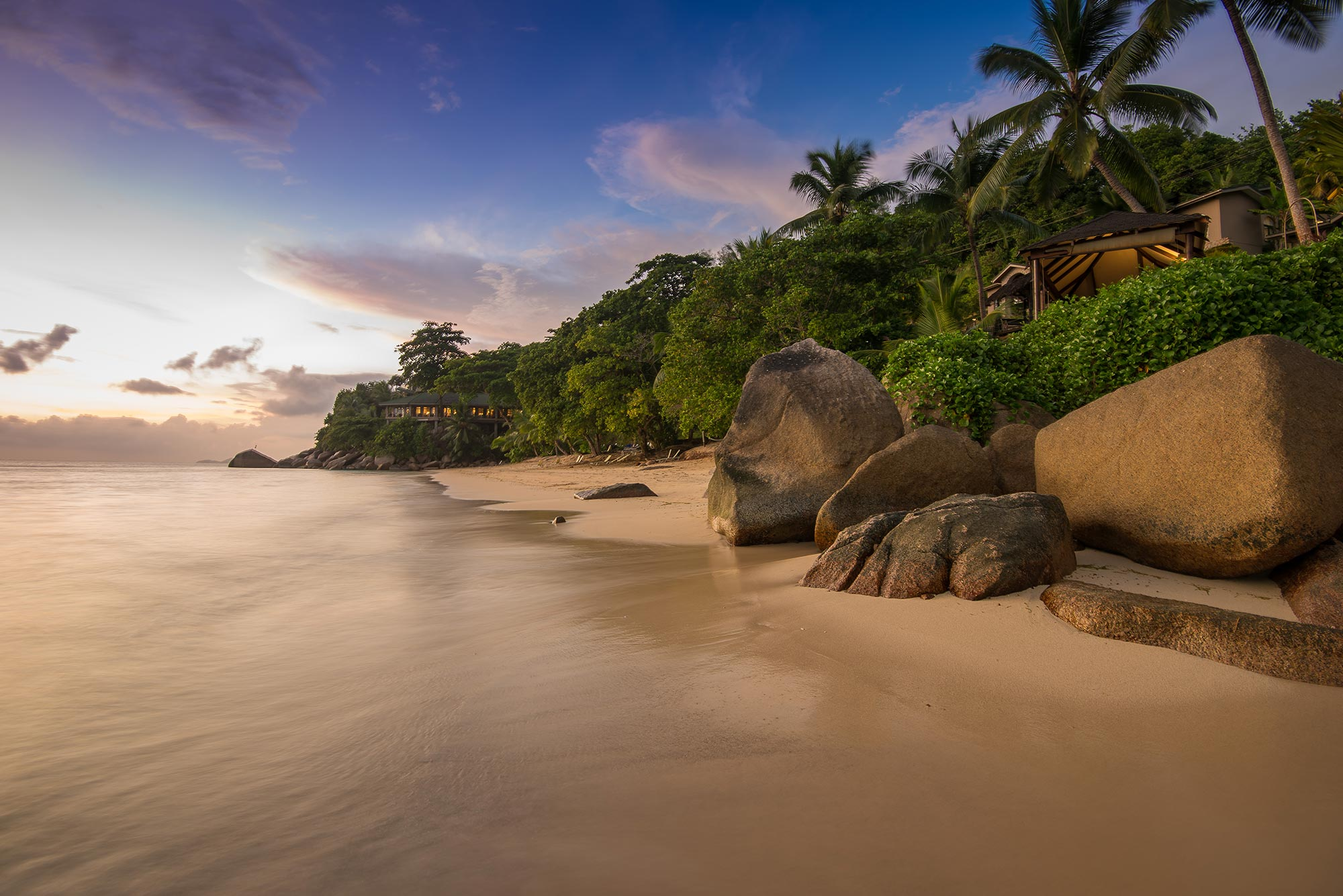 Praslin and La Digue Holidays