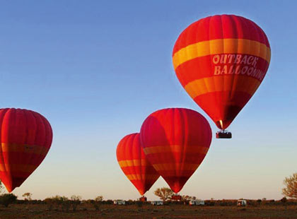 30 Minute Balloon Flight excursion