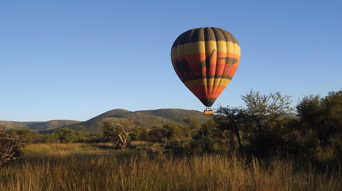 Sun City Balloon