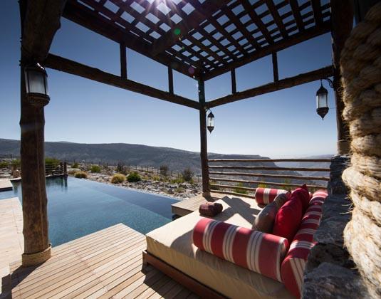 Alila Jabal Akhdar - Villa Jows - Private Pool