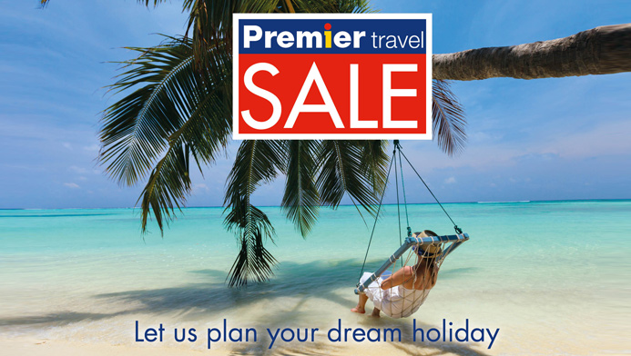 Premier Travel Sale