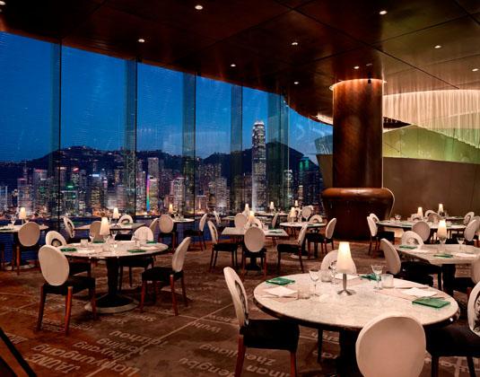 The Peninsula - Felix Restaurant