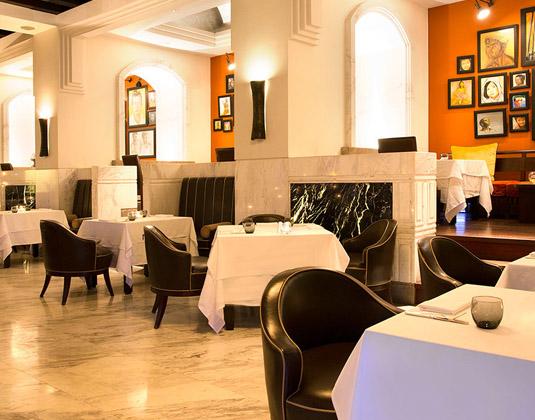 Park Hyatt Siem Reap - The Dining Room