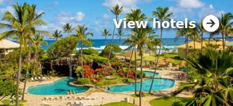 Browse hotels in Kauai