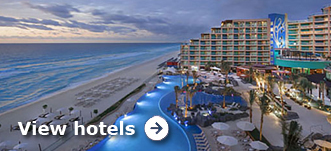 Browse hotels in Cancun
