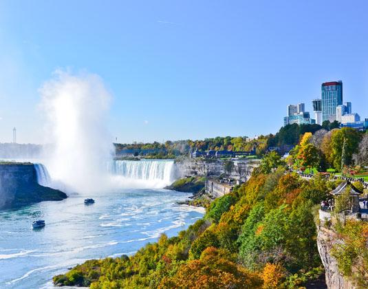 Toronto, Niagara Falls & New York