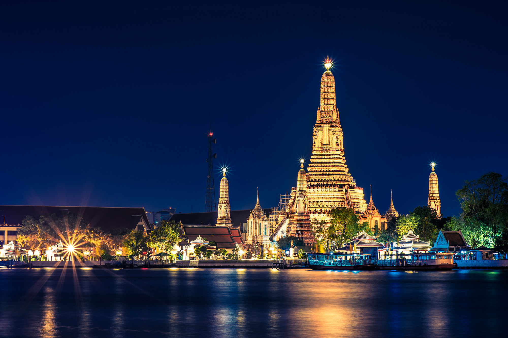 Thailand City & Beach Holidays